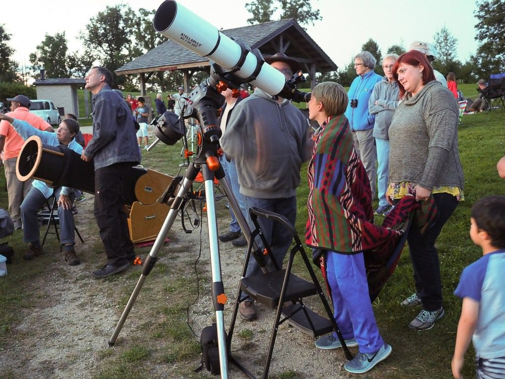 2017 Donald Park Star Party