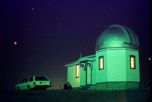 UW Students' Observatory from the mid-70s